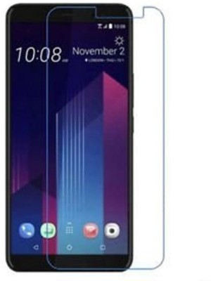 EASYBIZZ Tempered Glass Guard for HTC U11 Plus(Pack of 1)