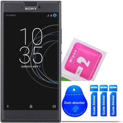 NKCASE Tempered Glass Guard for Sony xperia r1 plus(Pack of 1)