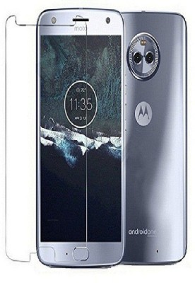 SHIELD Tempered Glass Guard for Motorola Moto X4(Pack of 1)