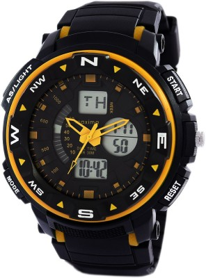 Maxima 49061PPAN  Analog-Digital Watch For Men