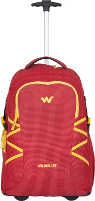 Wildcraft Voyager BP Travel Duffel Bag(Red)