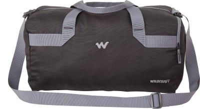 Wildcraft Tour Travel Duffel Bag(Black)