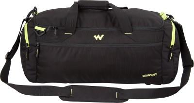 Wildcraft Transit L Travel Duffel Bag(Black)