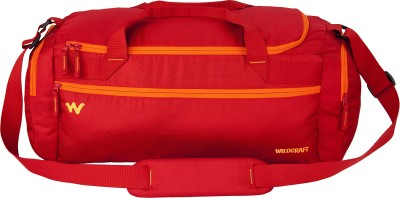 Wildcraft Wend L Travel Duffel Bag(Red)