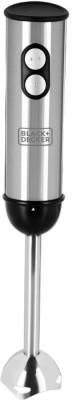 Black & Decker BXBL3001IN 300 W Hand Blender(Grey)