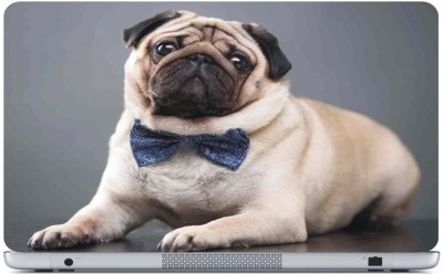 PRINT MARKET PUG 6238 VINYL Laptop Decal 15.6