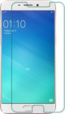 Mobikare Tempered Glass Guard for Oppo R2001 Yoyo(Pack of 1)