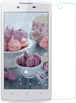 Heartly Tempered Glass Guard for Oppo Neo R831(Pack of 1)