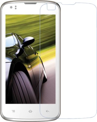 Heartly Tempered Glass Guard for Intex Aqua Speed(Pack of 1)