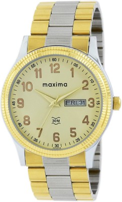Maxima 45244CMGT  Analog Watch For Men