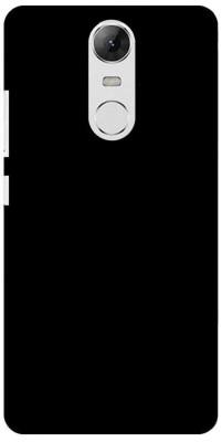 Flipkart SmartBuy Back Cover for Mi Redmi Note 4 33001 Black Flipkart SmartBuy Plain Cases   Covers