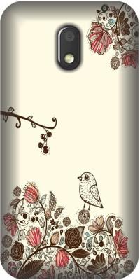 MSC Back Cover for Motorola Moto E3 Power / Moto E3 Power / Moto E3 Power / Motorola E3 Power(Birds Sitting On A Tree Illustration / Multicolor, Shock Proof, Plastic)