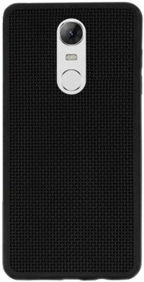 Ridhaniyaa Back Cover for Mi Redmi Note 5(Wine Red,Jet Black limted edtion, Plastic)