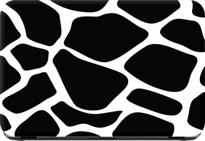 Flipkart SmartBuy Giraffe Print_04 Premium LG Vinyl (matte) Laptop Decal 13.3