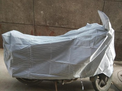Cc26 Two Wheeler Cover for Hero(Electric Optima, Black, White)  available at flipkart for Rs.359