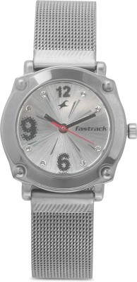 8741382a7 Buy Fastrack Women Hip Hop Watch - NG6027SM01C Online at Lowest ...