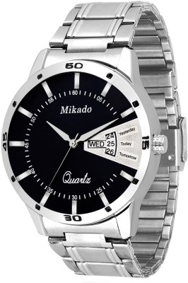 Mikado Exclusive Day and Date Functional watch For Men's Watch  - For Men