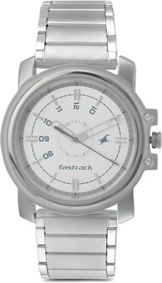 Fastrack NG3039SM01C Basics Analog Watch   For Men Fastrack Wrist Watches