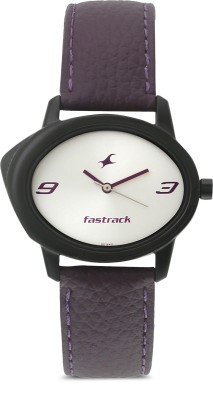 Fastrack NG6098NL01 Women Analog Watch For Girls
