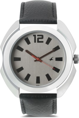 Fastrack NG3117SL02C Analog Watch   For Men Fastrack Wrist Watches