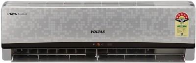 Voltas 1.5 Ton 5 Star 185EYS Split AC Silver