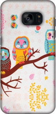 Amzer Back Cover for SAMSUNG Galaxy S7(Multicolor, Grip Case)
