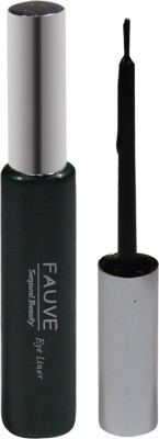 Fauve Sensual Beauty Waterproof Eyeliner 7 ml(Black)  available at flipkart for Rs.107