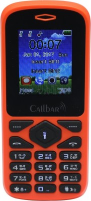 Callbar Rainbow 2(Black & Orange)