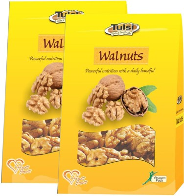 Tulsi Kashmiri (Good Quality) Vaccum Walnuts(400 g, Box)