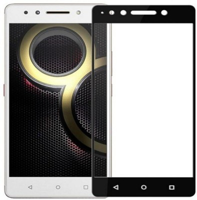 Nine h Tempered Glass Guard for Lenovo K8 Note(Pack of 1)