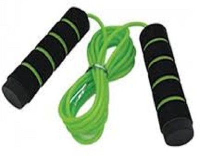 Cosco Skip PVC Jump Rope, 275 cm Speed Skipping Rope(Green, Pack of 1)  available at flipkart for Rs.230