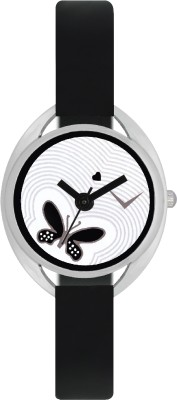 FASHION POOL VALENTIME LADIES OVAL STAINLESS STEEL DIAL WITH BUTTERFLY DIAL GRAPHICS WITH A PERFECT BLACK COLOR COMBINATION FESTIVAL SPECIAL BUTTERFLY GRAPHICS MOST SUITABLE FOR PROFESSIONAL & CASUAL WEAR Watch  - For Girls  available at flipkart for Rs.169