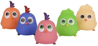 Offspring Angry Birds Bath Toy(Multicolor)