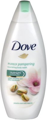 Dove Pistachio & Magnolia Body Wash (Made in UK)(500 ml)
