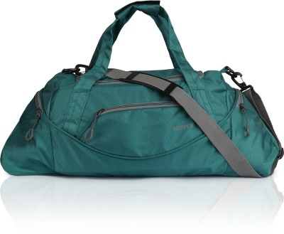 Novex Lite 2 Travel Duffel Bag Green Novex Duffel Bags