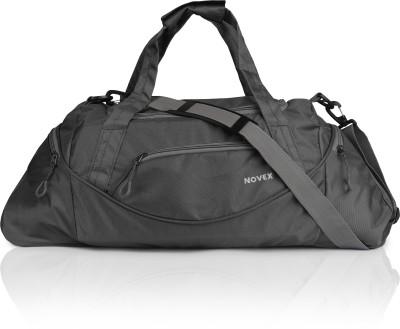 Novex Lite 2 Travel Duffel Bag Grey Novex Duffel Bags