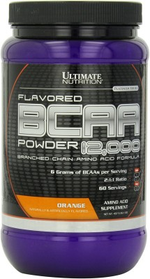 Ultimate Nutrition ULNBCAA-12000 OR BCAA(457 g, Orange)