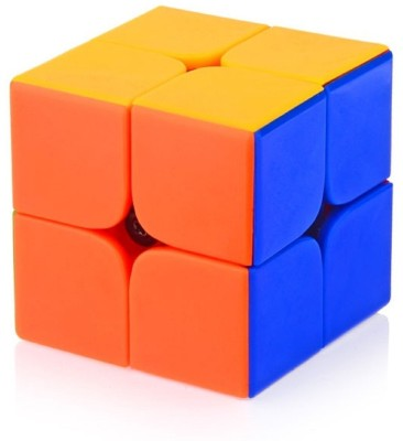 Krypton 2X2 High Speed Stickerless Speedy Rubik Magic Puzzle Cube(1 Pieces)  available at flipkart for Rs.219