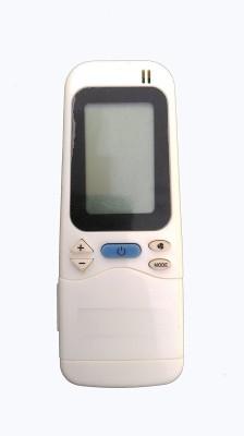 LipiWorld 95 AC Remote Compatible For BLUESTAR AC Remote Controller(White)