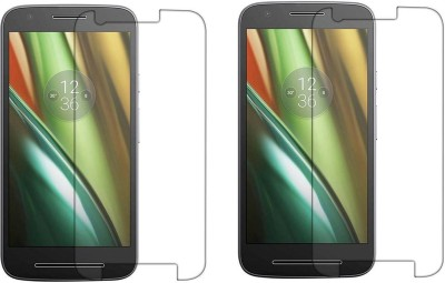 Cowboy Tempered Glass Guard for Motorola Moto G2 2nd Gen(Pack of 2)