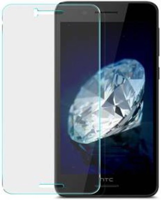 Hutz Tempered Glass Guard for HTC Desire M9(Pack of 1)