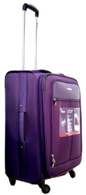 Encore Luggage PHANTOM 24 PURPLE Expandable Check in Luggage   24 inch