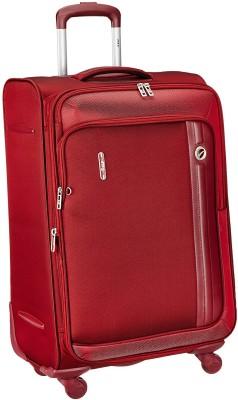 VIP unicorn x 56 cms Expandable  Cabin Luggage - 22 inch(Maroon)