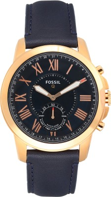 Fossil FTW1155  Analog Watch For Men