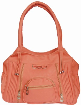 rishi Women Orange Shoulder Bag