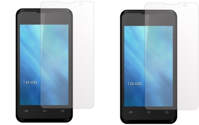 Loopee Tempered Glass Guard for INTEX AQUA Y2 PRO(Pack of 2)