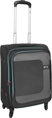 VIP Cannon Expandable  Cabin Luggage - 22 inch(Grey)