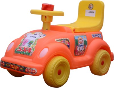 Abasr Car Non Battery Operated Ride On