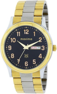 Maxima 45243CMGT  Analog Watch For Men