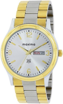 Maxima 45242CMGT  Analog Watch For Men
